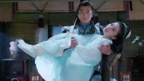 """女星被公主抱赵丽颖甜美 杨幂唯美baby却成""""公主端""""?"""