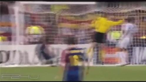 让曼联绝望的五大进球, 梅西让曼联冠军梦破碎