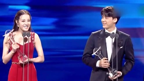 第十二届金鹰节颁奖晚会 李易峰迪丽热巴获双杯