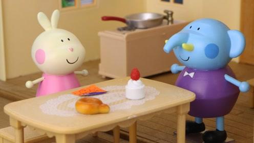 小兔甜甜希望能收到一封信,于是想出一个好办法,什么办法呢?