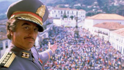 《冒牌君主》一名演员假装总统欺骗民众一年,铲除奸恶国泰民安
