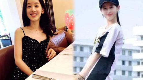 章泽天晒照肤白貌美青春活力 刘强东狂减36斤与老婆更配