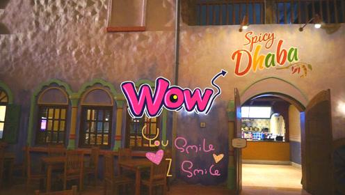 去宝莱坞来顿最正宗的印度咖喱晚餐,90一碗超级贵,可是真好吃!