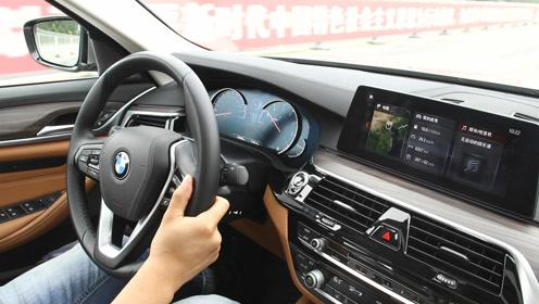 宝马525Li动态试驾感受:操控性配得上这个级别!