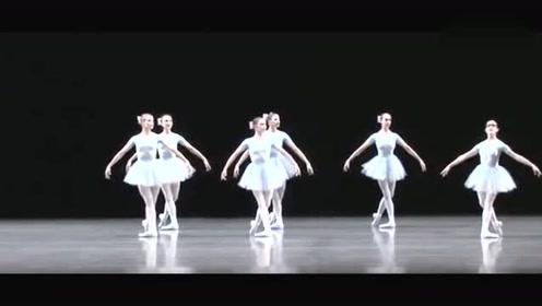 世界著名芭蕾舞者都会跳错的舞蹈,竟然错了好几次,好想笑!