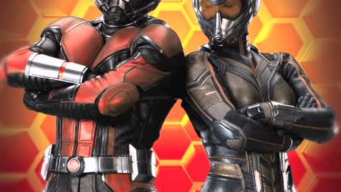 距离《蚁人2:黄蜂女现身》上映还有3天!