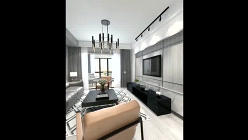 超喜欢这种装修风格,简约大气,还是觉得家里装修的单调点好!