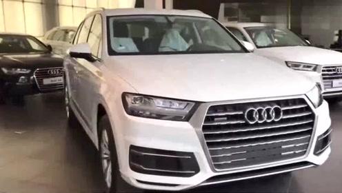 2018款奥迪Q7,大中型豪华SUV,配置大增,你喜欢吗