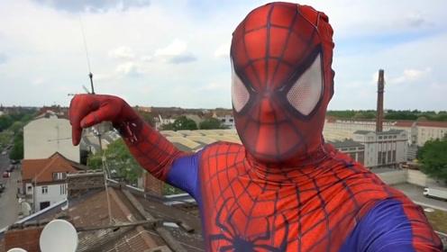 小伙花300元成本打造出蜘蛛侠装备,特效公司出三十万欲购被拒!