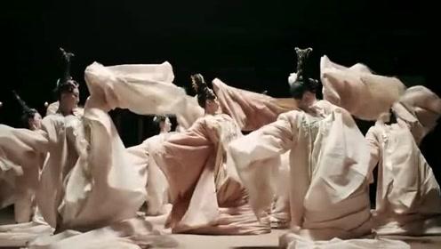 舞蹈《丽人行》,舞技太强,韵味十足