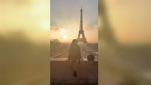 世界那么大,我带你去巴黎铁塔看看