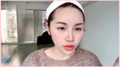 是个不一样的新年妆 搭配什么唇色都好看