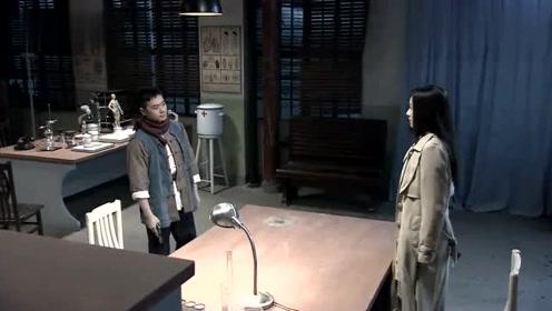 珊珊被凶手带到了解刨室,五年前的凶杀案,两位都是受害者!
