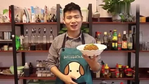 """中国名菜""""酱油炒饭"""",蛋炒饭最简单也最困难,饭要粒粒分明!"""