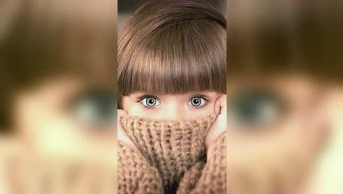 全球最漂亮的女孩,出生就惊为天人,网友:看醉了