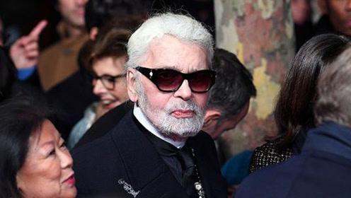 老佛爷Karl Lagerfeld 36年头一次缺席Chanel大秀