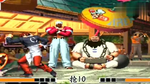 拳皇97:包王大战辉辉,防守型的高手遇到进攻型高手,结局很意外