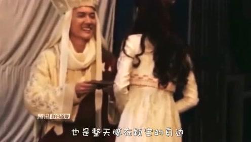 赵丽颖被问冯绍峰用多长时间追到你?她的回答实在太可爱了