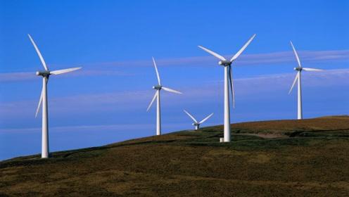 大风车转一个小时,能发多少度电?说出来你都不敢信