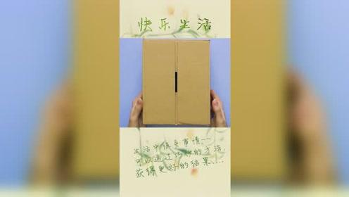 纸盒这么多妙用也不会被我玩涨价了小技巧