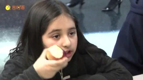纽约学校周一吃素 市长称这有助于改善身体健康