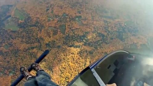 超美的极限滑翔伞,也只有红牛能把极限运动拍出大片的感觉了