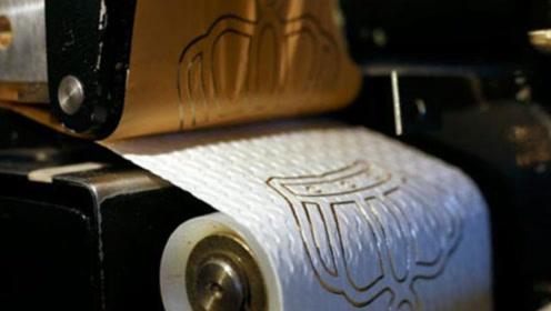 世界最贵卫生纸!800万一卷,这谁用得起?