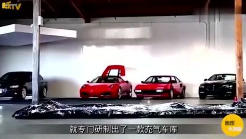 """中国发明""""充气车库"""",国内无人购买,却非常受老外们喜爱"""