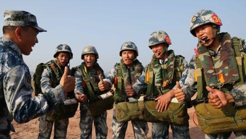 中国空降兵国际赛场夺冠 遭外军质疑服用神药 队员笑而不语