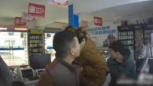响水爆炸瞬间震撼监控曝光 店家三人幸在角落躲过冲击波