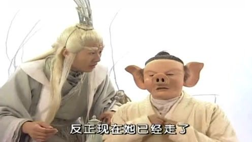 太白说孙悟空快把天庭玩烂了,八戒:你就让他玩一玩能怎么样