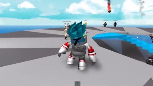 屌德斯解说:Roblox自然灾害模拟器 新玩法第一人称视角