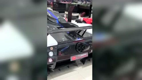 世界顶级超跑,最独特排气筒非他莫属