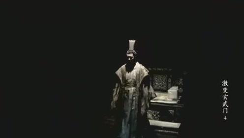 李世民在发动玄武门事件后,其本人受到了何种刺激,令其夜不能寐