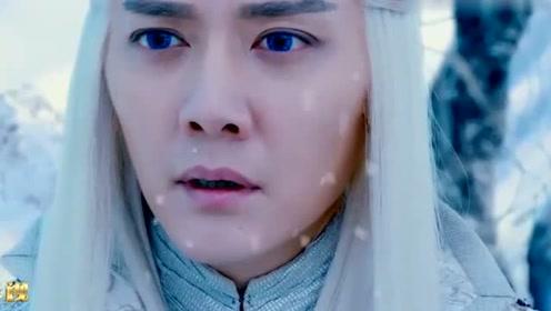 幻城:樱空释摘下眼罩,在卡索面前暴露出了自己的野心