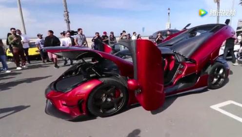 不愧是全球最快的跑车,就是有底气,变形都敢这么张狂!