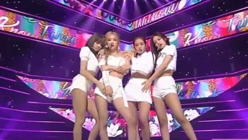 BLACKPINK经典现场,小姐姐们激情热舞,唱跳俱佳型女团不多了!