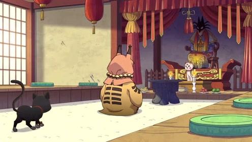 乌龙院:再见猫姥姥,猫奴喜极而泣