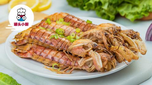 这才是皮皮虾最正确的吃法,一丁点也不浪费