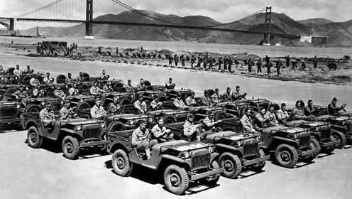 因战争而催生的越野神器——吉普车