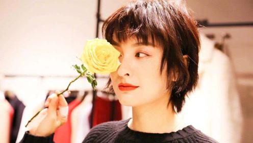 吴昕早年定位是林志玲遭嘲讽 看到她旧照后被打脸