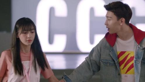 《我的真朋友》邓伦和杨颖见面就互怼,这个富二代脾气很狂躁