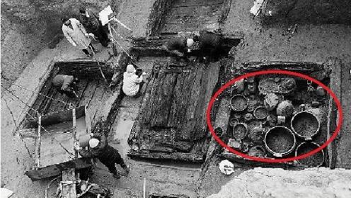 孩童捡到青铜剑玩耍,专家由此找到千年大墓,发现大量罕见文物!