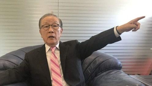 台湾又一个有识之士率团访大陆,是大党主席,响应中央号召