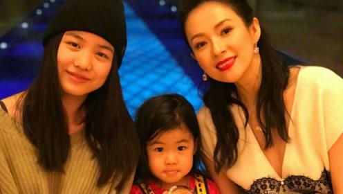 汪峰14岁女儿超市拍照,画风跟以往差太多遭质疑:后妈是不管了