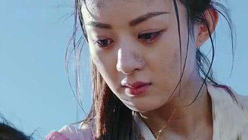 女明星最怕雨戏毁掉妆容造型?赵丽颖却是当之无愧的雨戏第一名