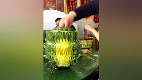 把西瓜做成这样都不舍得吃了,你们看到想吃它吗?