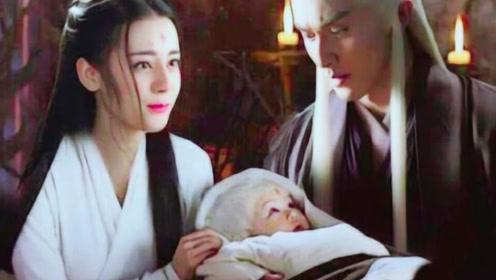 三生三世枕上书:凤九奉子成婚 ,儿子出生就叫爹,帝君瞬间傻眼
