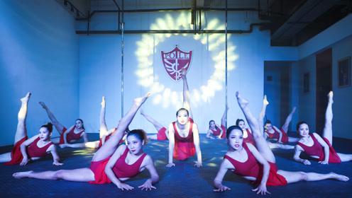 舞彩尚界钢管舞营训第二期汇报演出正式版