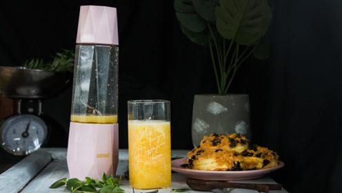 夏日酸甜金桔柠檬,满满维C,美白又减肥,女孩越喝越漂亮!